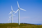 picture of wind energy farm